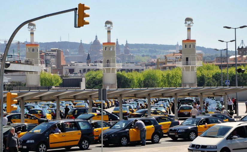 Как обезопасить себя от лживых таксистов в Барселоне?